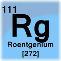 uses of roentgenium and atomic properties