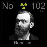 uses of nobelium and atomic properties