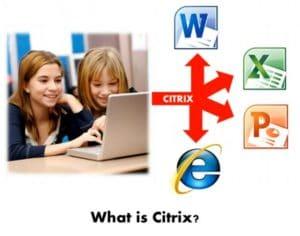 What is Citrix?
