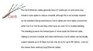 What is CAT6