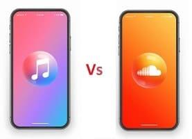 soundcloud vs apple music