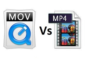 difference between MP4 and MOV